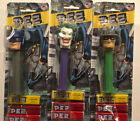 3 Pc Pez Batman Joker Riddler Sealed