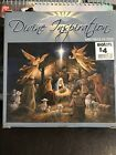 Divine Inspiration In the Manger Nativity Puzzle 1000 Pcs 20x27 Puzzle Makers
