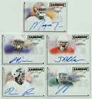 2014 Press Pass Gameday Gallery Football Cards 25