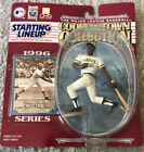 1996 Roberto Clemente Pirates SLU Starting Lineup Figure Cooperstown Collection