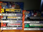 5 Matchbox Convoy Semi Tanker Trucks New
