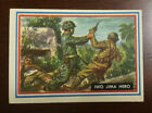 1953 Topps Fighting Marines Trading Cards 21
