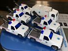 6 DSNY New York City Sanitation Department Die cast Garbage Tow Truck Lot 1 64