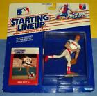 1988 MIKE WITT California Anaheim Angels Rookie * FREE s/h * Starting Lineup