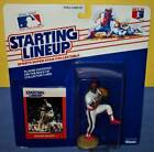 1988 DONNIE MOORE California Angels Rookie NM- * FREE s/h * sole Starting Lineup