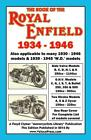 The Book of the Royal Enfield 1934-1946~Motorcycle~OHV~SV~Deluxe~Bullet~NEW