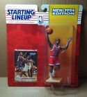 1994 Kenner Starting Lineup Calbert Cheaney Washington Bullets Sealed (2 Of 2)