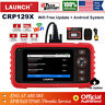 LAUNCH CRP129X Car Check Engine OBD2 Scanner ABS SRS Code Reader Diagnostic Tool