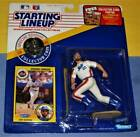 1991 HOWARD JOHNSON New York Mets NM- * FREE s/h* Starting Lineup + steel coin
