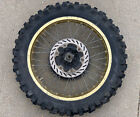 1987 Honda CR250 CR500 Rear Wheel DID 18 X 2.15 Rim Hub 426A5-KS7-700