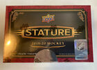 2019-20 Upper Deck Stature Hobby Box - FREE Shipping