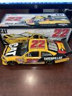 2007 Dave Blaney 22 CAT Caterpillar Toyota Camry 124 Action DIN 552 MIB