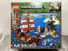 Lego Minecraft 21152 The Pirate Ship Adventure Ocean Biome NEW + Free Shipping