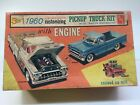 AMT Vintage 1960 Ford F-100 1:25 Plastic Model **BOX ONLY** W/ Instruction Sheet