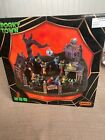 NIB Lemax Spookytown 2019 Graveyard Party  Village Building Sights