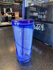 NEW Starbucks 2020 SUMMER II RELEASE 18oz Glass Cold Cup Tumbler LIMITED EDITION