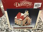 Lemax PORCELAIN LIGHTED CHURCH 1993 Dickensvale VILLAGE # 35077 IN BOX