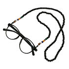 Spectacles Fish wire String Beads with Semi Precious Stone Eyewear Glasses
