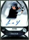 CHRISTIAN YELICH 2010 BOWMAN STERLING AUTO AUTOGRAPH ROOKIE RC SP *BREWERS STAR*