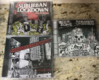 Sealed Mint Lot 3 CDs SUBURBAN LOCKDOWN LAID TO WASTE Locked In Kingdom Of Dead