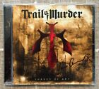 Trail Of Murder - Shades Of Art CD (Signed by Urban Breed) Tad Morose Bloodbound