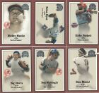2000 Fleer Greats of the Game Baseball Cards 20