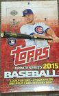 2015 Topps Update Factory Sealed Hobby Box 36 Packs of 10 1 Auto Or Relic HOT!