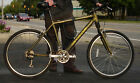 Cannondale F500 20 Bicycle mountain USA aluminum Head Shock Olive Green