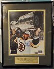 Brad Marchand Signed Boston Bruins Stanley Cup 8x10 Auto Autograph Framed COA