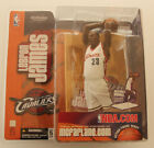 McFarlane NBA Series 5 ~ LeBron James *DEBUT*, Cleveland Cavaliers White Jersey