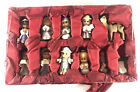 Holiday Time Nativity Scene Moorehead Collection 12 Piece
