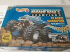 1990 BRAND NEW NEVER OPENED RARE HOT WHEELS MONSTER TRUCK BIGFOOT CHAMPIONS JAM