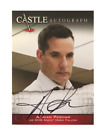 2013 Cryptozoic Castle Seasons 1 and 2 Autographs Guide 20