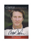 2013 Cryptozoic Castle Seasons 1 and 2 Autographs Guide 18