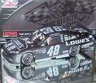JIMMIE JOHNSON 2012 LOWES STEALTH 1 24 SCALE ACTION NASCAR DIECAST 1 OF 300