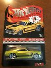 2013 Hot Wheels sELECTIONs RLC 69 Ford Mustang Antifreeze 1633 4000 RARE VHTF