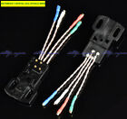 New 20pcs lot PCOCC leadwire 1 2 Cartridge Adapter 269 611 for Dual turntable