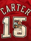 Vince Carter Cards and Autographed Memorabilia Guide 67