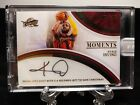 Kyrie Irving 2017 Panini National VIP 1 OF 1 Immaculate Moments Auto