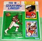 1990 GERALD RIGGS Washington Redskins NM+ *FREE s/h* sole Starting Lineup + 1982