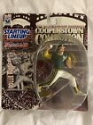 1997 Starting Lineup Cooperstown Collection Rollie Fingers Oakland Athletics A's