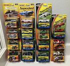 Matchbox Superfast LOT OF 15 35 Years Limited Editions Mustang Wrecker Etc