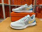 Nike Womens In Season TR 8 Training Shoes Gray Blue Pink AA7773 004 NEW