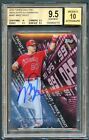 Mike Trout Signs Exclusive Autograph Deal with Topps 17