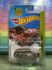 Hot Wheels Datsun Bluebird 510 Wagon Super Treasure Hunt Mesh Grille NEW