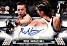 2017 Topps UFC Knockout MMA Cards 4