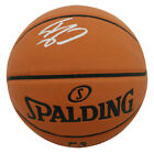 Shaquille O'Neal Autographed Los Angeles Lakers Spalding Basketball BAS 28252