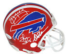 2016 Leaf Autographed Mini-Helmet Football 18