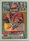 Colin Kaepernick Rookie Cards and Autograph Memorabilia Guide 6