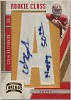 Colin Kaepernick Rookie Cards and Autograph Memorabilia Guide 36